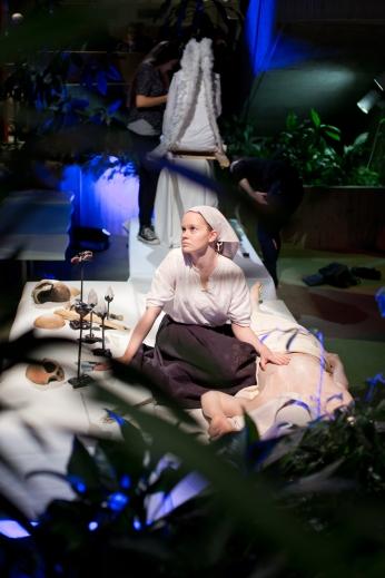 Living Paintings - Lemminkäinen's Mother // 12/2015